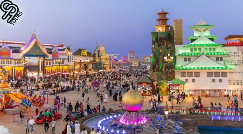 Dubai Global Village The Top Most Visited Entertainment Destination