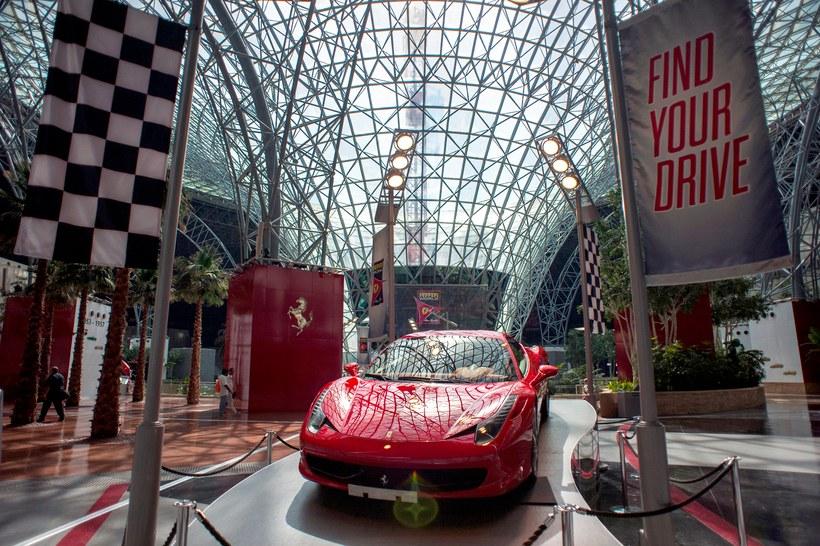 Ten Things You Can't Do In Dubai