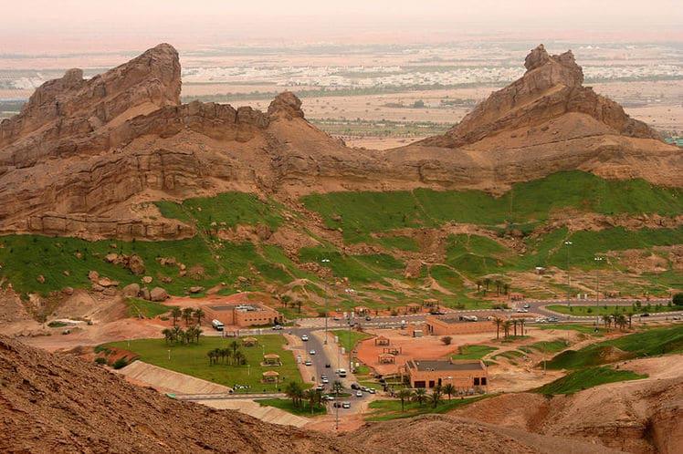 Main Attractions in Al Ain City
