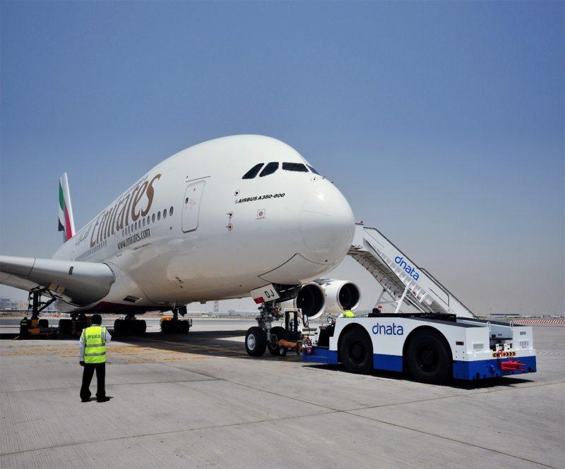 Emirates Operates Limited Passenger Flights